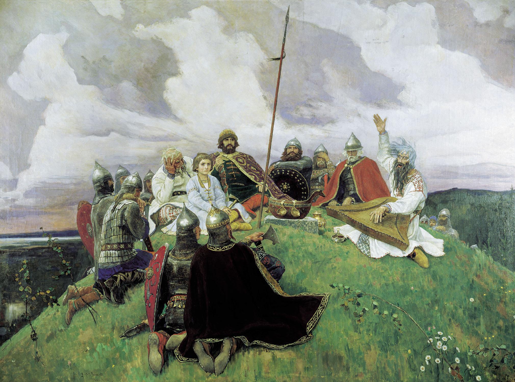 пастух: древняя русь история