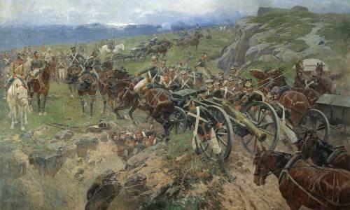 500 русских против 40 000 персов. Написано на понятном для юзеров языком.