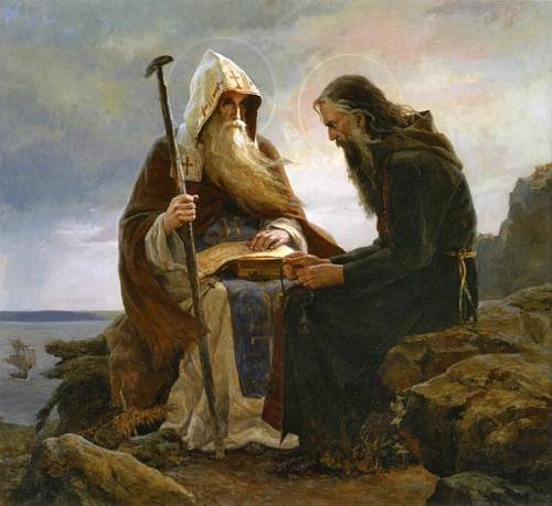 Что сделало их навеки нашими покровителями и заступниками перед Богом?